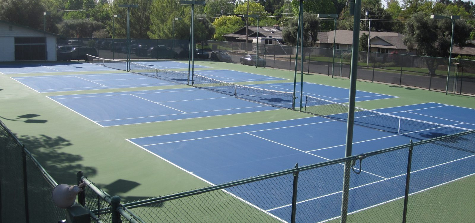 Tennis Courts 1-4